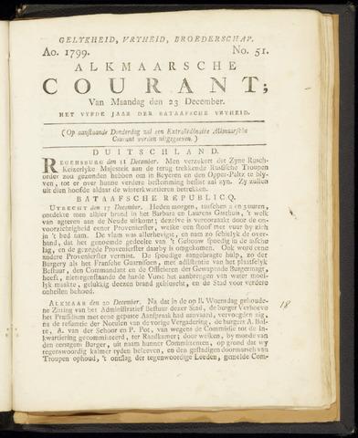 Alkmaarsche Courant 1799-12-23