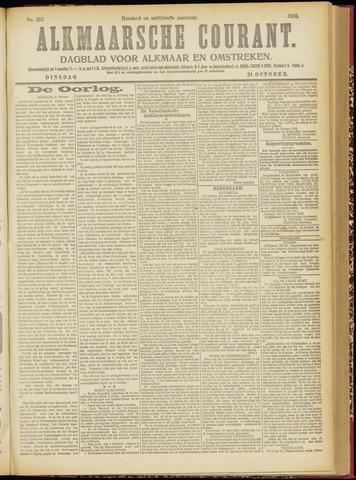 Alkmaarsche Courant 1916-10-31