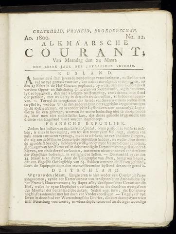 Alkmaarsche Courant 1800-03-24