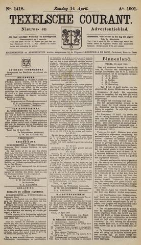Texelsche Courant 1901-04-14