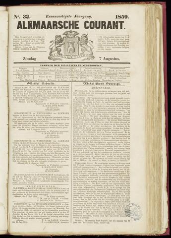 Alkmaarsche Courant 1859-08-07