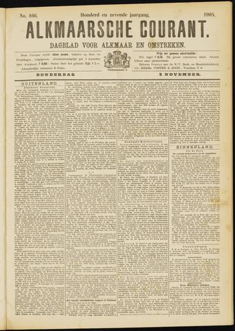 Alkmaarsche Courant 1905-11-02