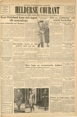 Heldersche Courant 1955-05-21