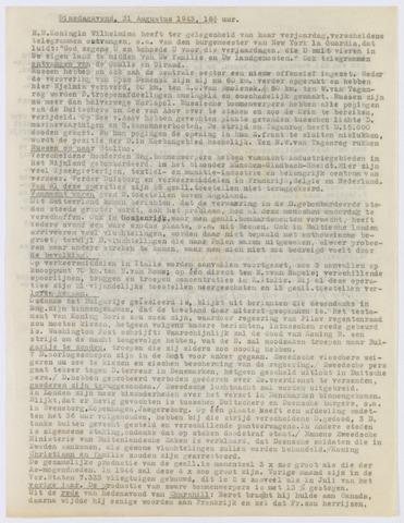De Vrije Alkmaarder 1943-08-31