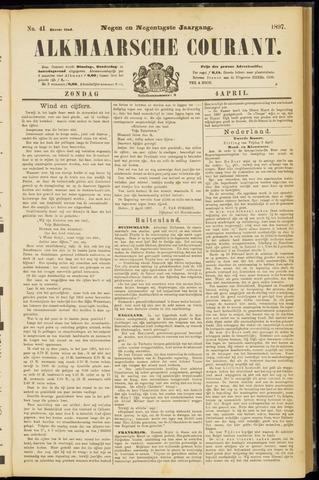 Alkmaarsche Courant 1897-04-04