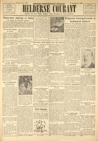 Heldersche Courant 1950-01-10
