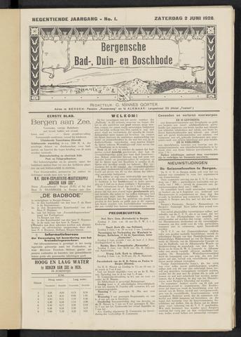 Bergensche bad-, duin- en boschbode 1928-06-02