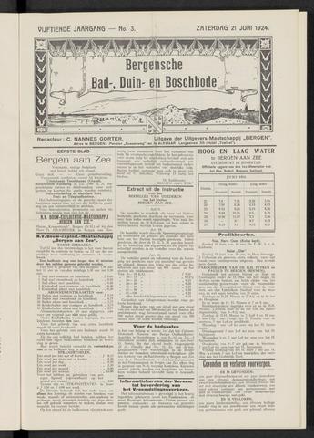 Bergensche bad-, duin- en boschbode 1924-06-21