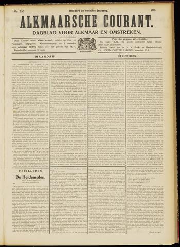 Alkmaarsche Courant 1910-10-24