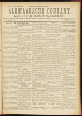 Alkmaarsche Courant 1917-12-22