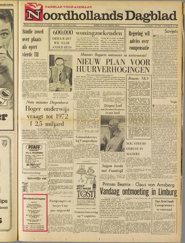 Noordhollands Dagblad : dagblad voor Alkmaar en omgeving 1965-06-24
