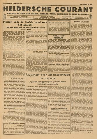 Heldersche Courant 1946-02-21