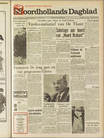 Noordhollands Dagblad : dagblad voor Alkmaar en omgeving 1967-03-22