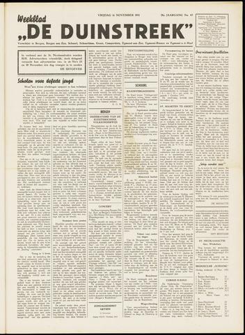 De Duinstreek 1951-11-16