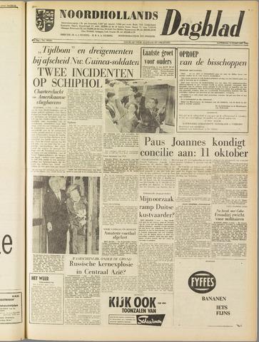 Noordhollands Dagblad : dagblad voor Alkmaar en omgeving 1962-02-03