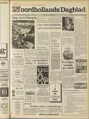 Noordhollands Dagblad : dagblad voor Alkmaar en omgeving 1967-12-23