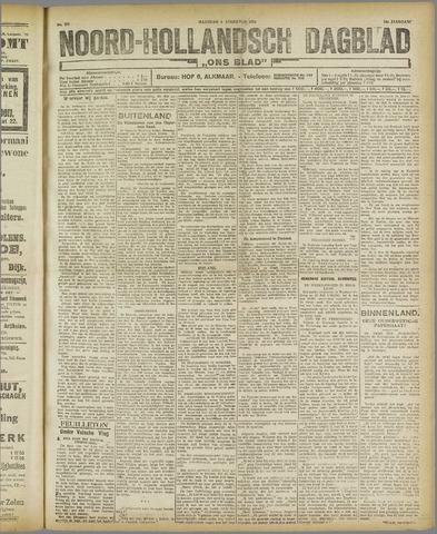Ons Blad : katholiek nieuwsblad voor N-H 1921-08-08
