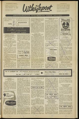 Uitkijkpost : nieuwsblad voor Heiloo e.o. 1961-10-19