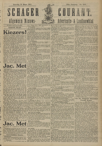 Schager Courant 1911-04-01