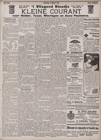 Vliegend blaadje : nieuws- en advertentiebode voor Den Helder 1906-03-10