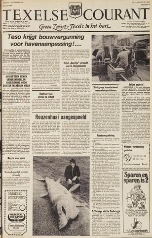Texelsche Courant 1977-11-01