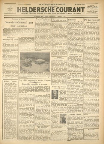 Heldersche Courant 1946-11-09