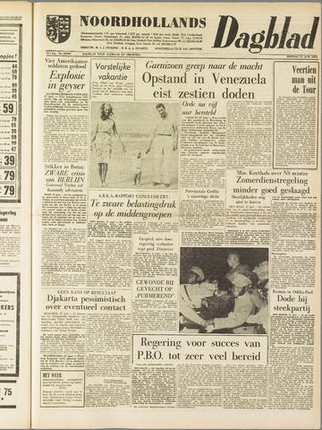 Noordhollands Dagblad : dagblad voor Alkmaar en omgeving 1961-06-27