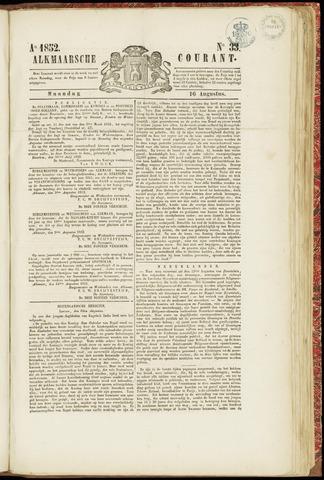Alkmaarsche Courant 1852-08-16