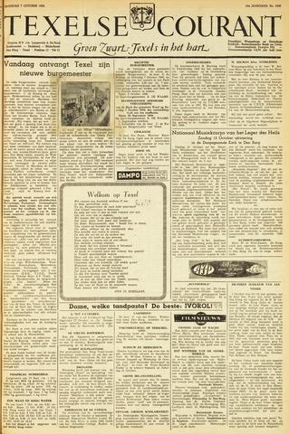 Texelsche Courant 1950-10-07