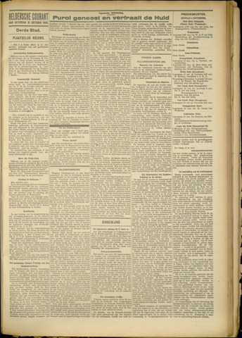 Heldersche Courant 1925-11-01