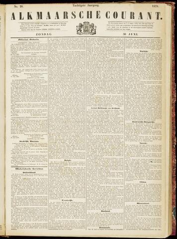 Alkmaarsche Courant 1878-06-30