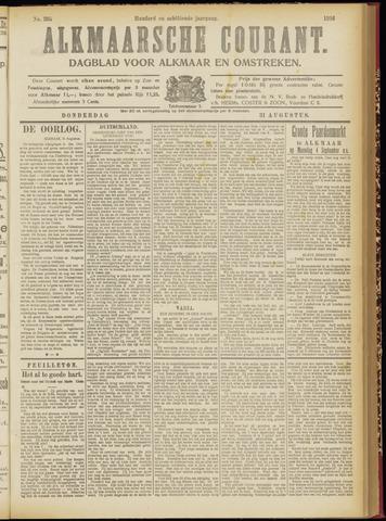 Alkmaarsche Courant 1916-08-31