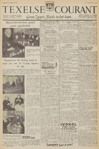 Texelsche Courant 1955-02-19