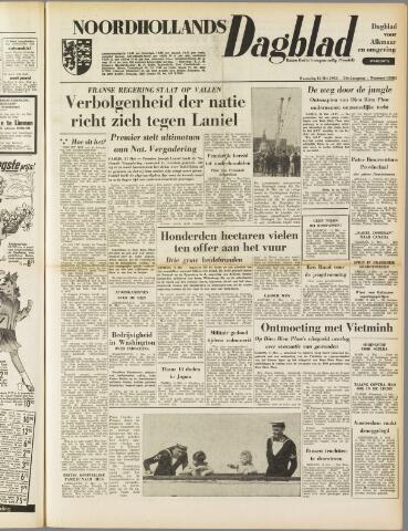 Noordhollands Dagblad : dagblad voor Alkmaar en omgeving 1954-05-12