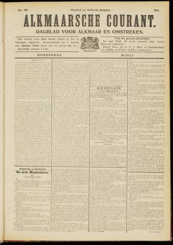 Alkmaarsche Courant 1911-07-20