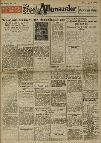 De Vrije Alkmaarder 1948-05-05