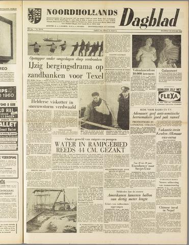 Noordhollands Dagblad : dagblad voor Alkmaar en omgeving 1960-01-18