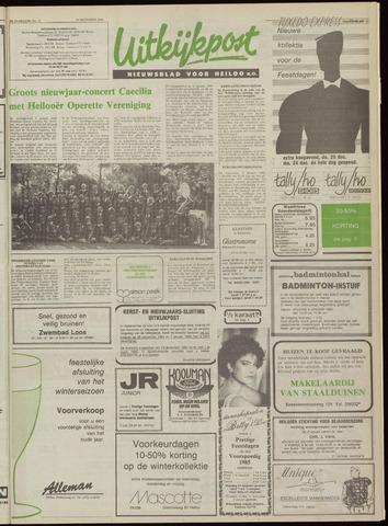 Uitkijkpost : nieuwsblad voor Heiloo e.o. 1984-12-19