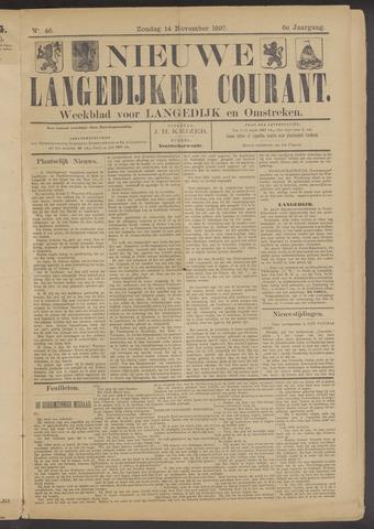 Nieuwe Langedijker Courant 1897-11-14