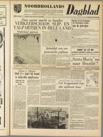 Noordhollands Dagblad : dagblad voor Alkmaar en omgeving 1961-01-28