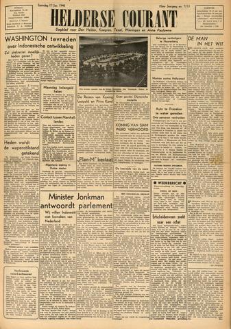 Heldersche Courant 1948-01-17