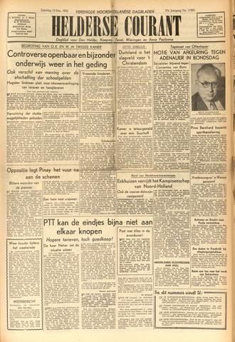 Heldersche Courant 1952-12-13