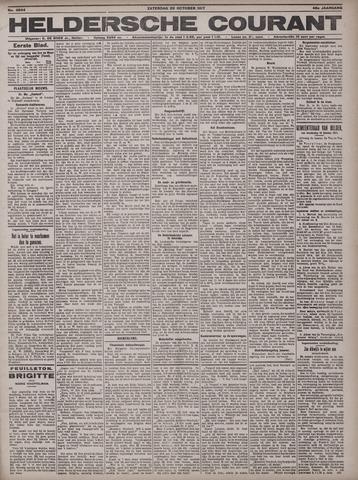 Heldersche Courant 1917-10-20