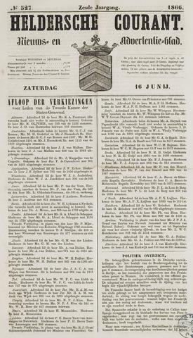 Heldersche Courant 1866-06-16
