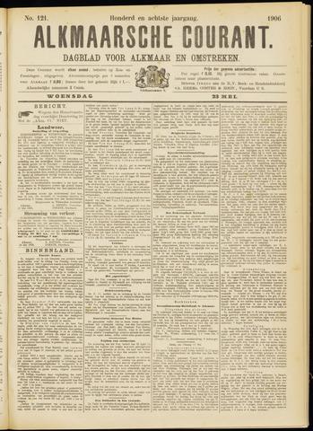 Alkmaarsche Courant 1906-05-23