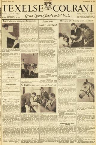 Texelsche Courant 1960-07-13