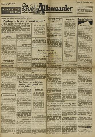 De Vrije Alkmaarder 1947-11-28