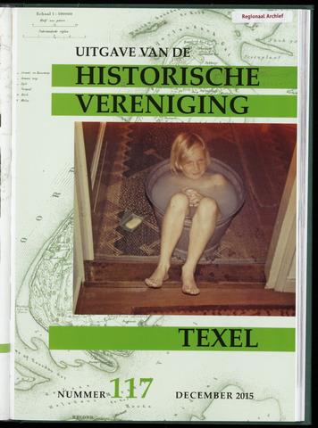 Uitgave Historische Vereniging Texel 2015-12-01