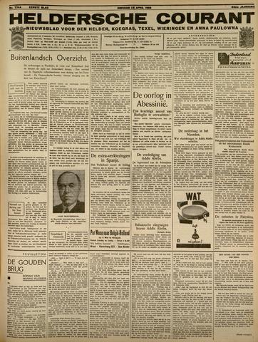 Heldersche Courant 1936-04-28