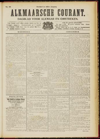 Alkmaarsche Courant 1909-12-01
